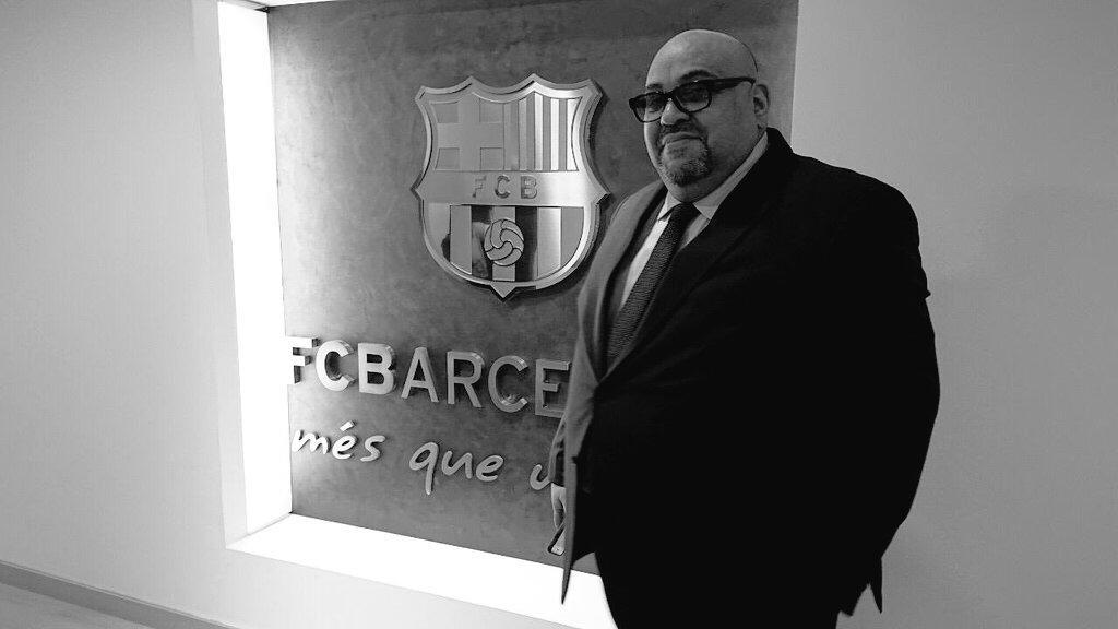 Samuel Barbosa at FC Barcelona (1)